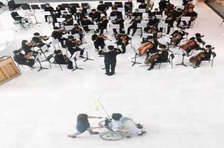 병원서 '직업 음악인' 꿈 이룬 발달장애인들